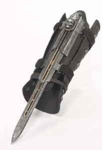 McFarlane Toys Assassin's Creed IV: Black Flag Hidden Blade & Gauntlet with Skull Buckle