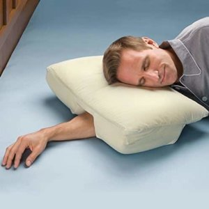 Better Sleep Pillow - A Multi Position Pillow for Side Sleepers, Stomach Sleepers, Back Sleepers
