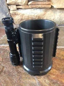 Battle Mug Combat Cup, Black CC001