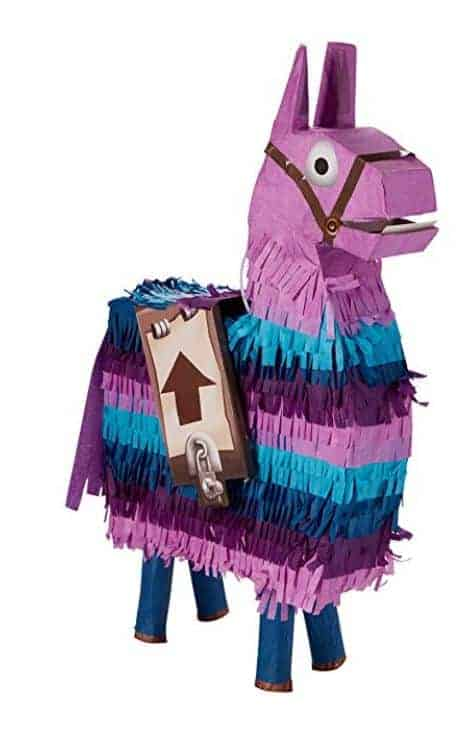 Spirit Halloween Fortnite Loot Llama Piñata.