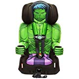 KidsEmbrace Combination Booster Car Seat, Marvel Avengers Incredible Hulk
