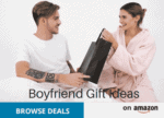 Gifts For Boyfriends