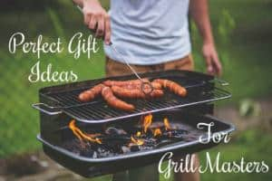 Gift ideas for grill masters and grilling enthusiasts