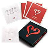 Roll over image to zoom in VERTELLIS Relationship Edition - for Couples who Want to Spend Quality time and Create an Even Stronger Bond with Each Other. A question Card Game to Talk About The Important Things in Life.