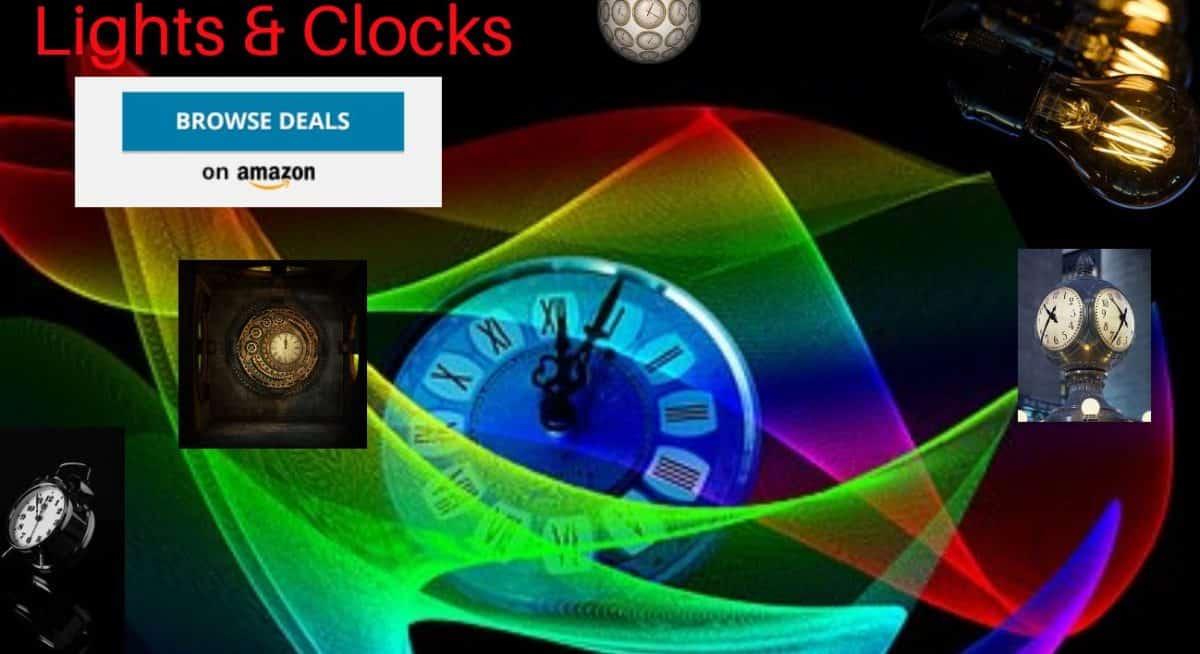 Clocks & Lights
