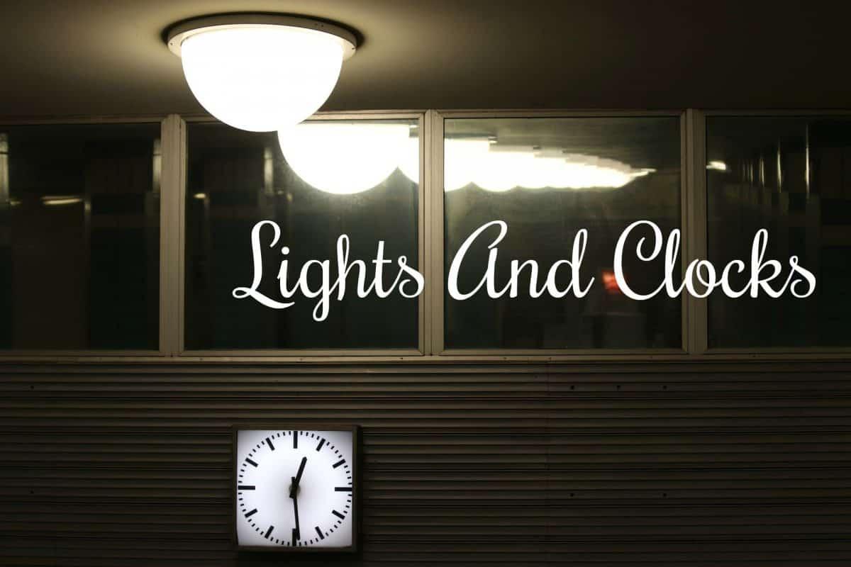 Lights and Clocks People Love