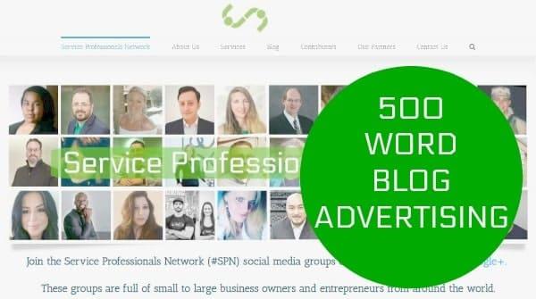 Get A Blog