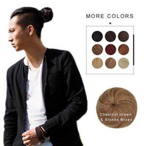 Fast Hair Bun For Men