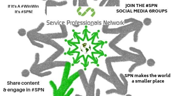 Join the #SPN groups on LinkedIn, Facebook & Google Plus.
