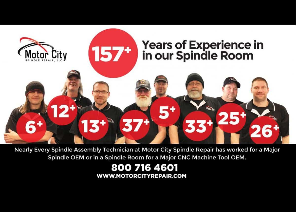 Motor City Spindle Repair | SPN Business Profile