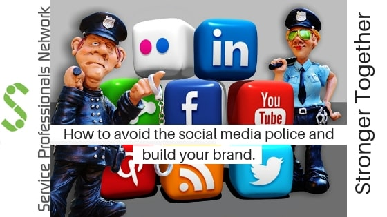 Brand Your Brand: Avoid Social Media Police