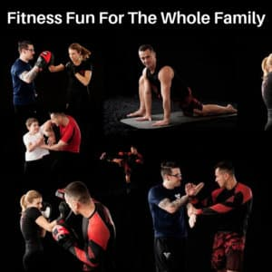 Martial arts self-defense training videos