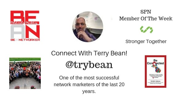 Connect with Terry Bean.