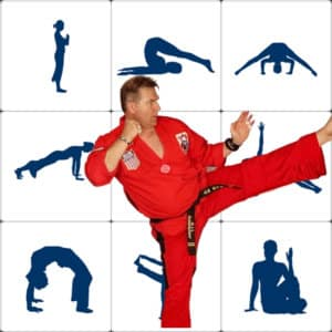 self-defense and functional fitness training.