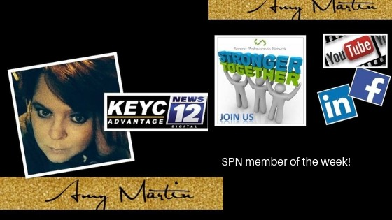 Amy Martin Is The SPN Member Of The Week. 12-3-18