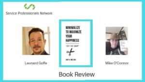 Minimalize to Maximize Your Happiness: Cut the Crap – Book Review