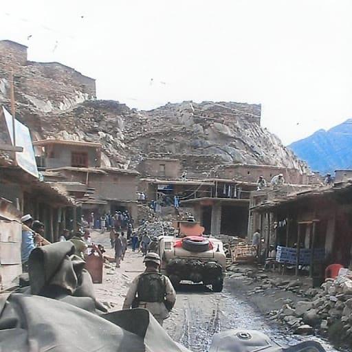 Afghanistan War 2004