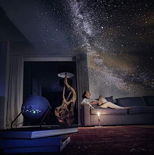 Sega Toys Homestar Flux (Satin Black) Home Planetarium Star Projector