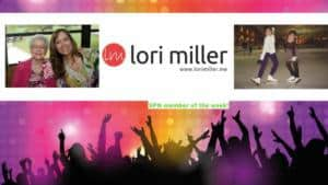Lori Miller Member Of The Week