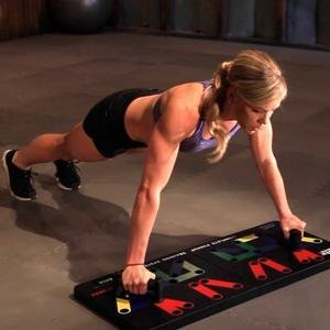Power Press Push Up Training System