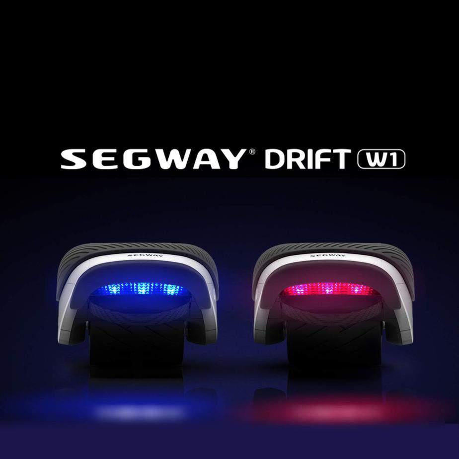 Segway Drift W1 e Roller Skates, e-Skate Electric Hovershoes, Ninebot Rollerblades