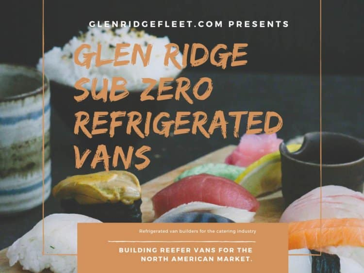 Let @Glenridgefleet.com be the company you choose to partner with for all your #refrigeratedvan need
