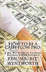 "How To Be A Cash Flow Pro by Ken ""Mr. Biz"" Wentworth"