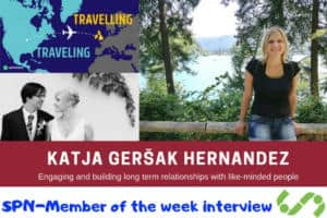 Katja Gersak Hernandez – SPN Member Of The Week