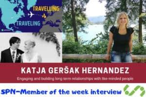 Katja Gersak Hernandez – SPN Member Of The Week