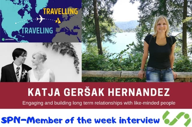 SPN member of week interview