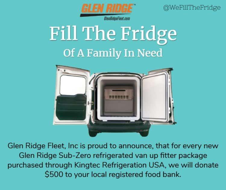 #WeFilltheFridge WeFillTheFridge2018teal