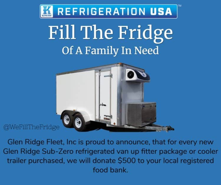 #WeFilltheFridge Follow us on Twitter @WeFilltheFridge WeFillTheFridgeKRUSAblue