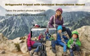 Erligpowht Flexible Phone Tripod