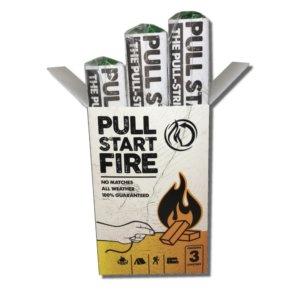 Pull Start Fire Starter