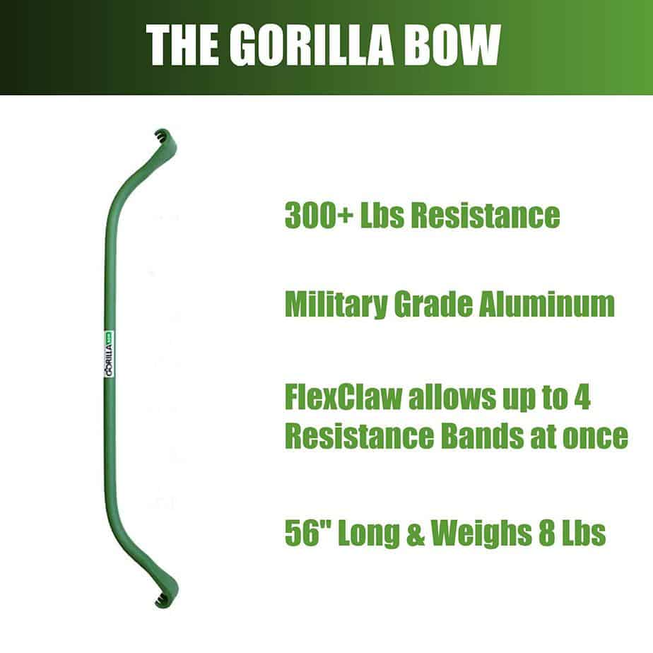 Gorilla Bow Portable Home Gym Resistance
