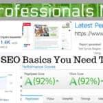 Website and SEO basics