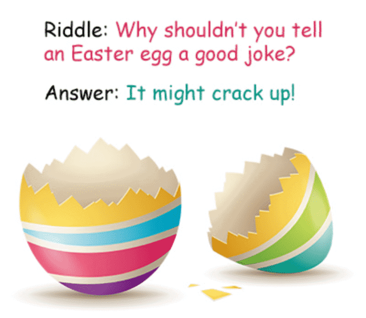 Happy Easter, everyone!!🐇🐣☀ Easter_joke