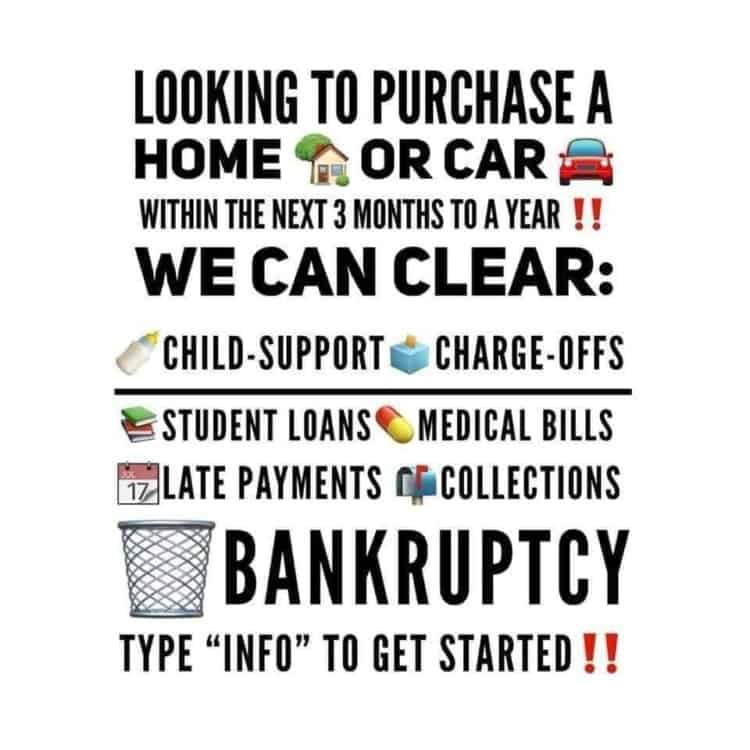 """#credit #creditscore #creditrestoration #creditrepair Comment """"INFO"""" or text """"Cred"""