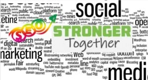 Social Media & SEO Stronger Together