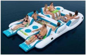 8-Person Island Raft