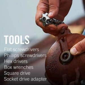 Leatherman Tread Bracelet – Travel-Friendly Wearable Multitool