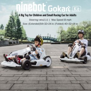 Segway Ninebot Electric GoKart Kit | SPN Social Media Network