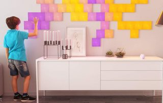 Color Changing Light Panels