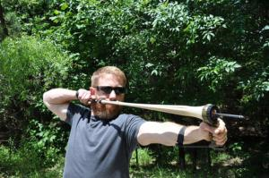 Pocket Shot PRO Arrow Slingshot
