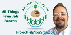 Find A Job On ProjectHelpYouGrow-Job Search Site
