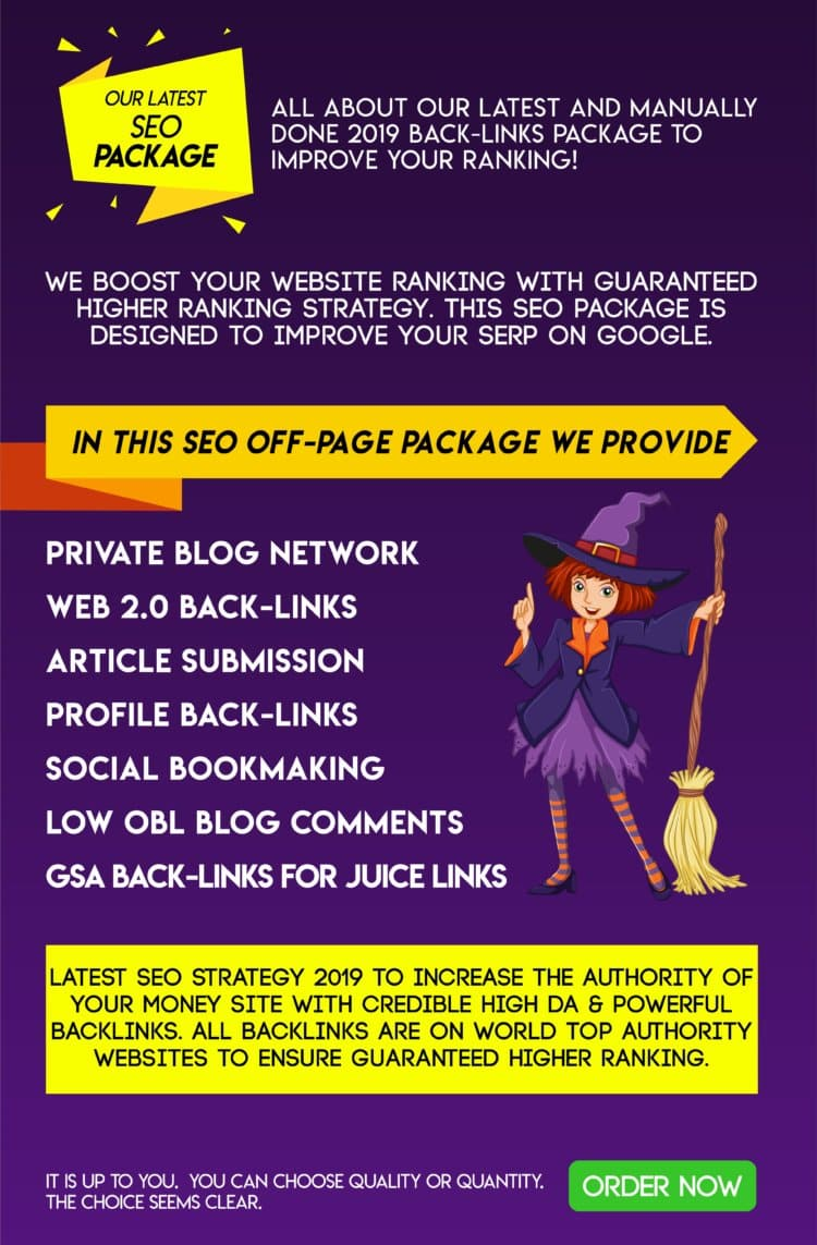Ideas Web Services – Off-Page SEO Package For Improve Keywords Position.. Latest SEO strategy